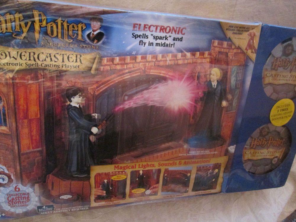 harry potter power caster