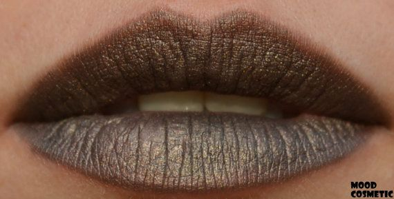 NAVI opaque matte lipstick by MOODCOSMETIC on Etsy