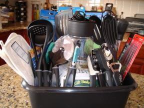Bridal Shower Kitchen Theme Gifts Kitchen Gift Baskets Kitchen