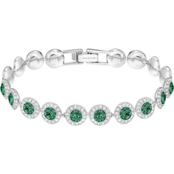 Good morning #Classic #Bracelets #Swarovski #Freeshipping #20%OFF #Emerald #5237769 #Angelic #Genuine #Online ladies jewelery  https://feeldiamonds.com/swarovski-online-accesories/ladies-jewellery-swarovski/swarovski-bracelets-bangles/swarovski-5237769-angelic-emerald-bracelet