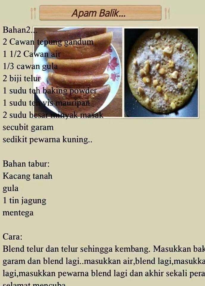 Apam Balik Asian Desserts Snacks Dishes Savory Dessert