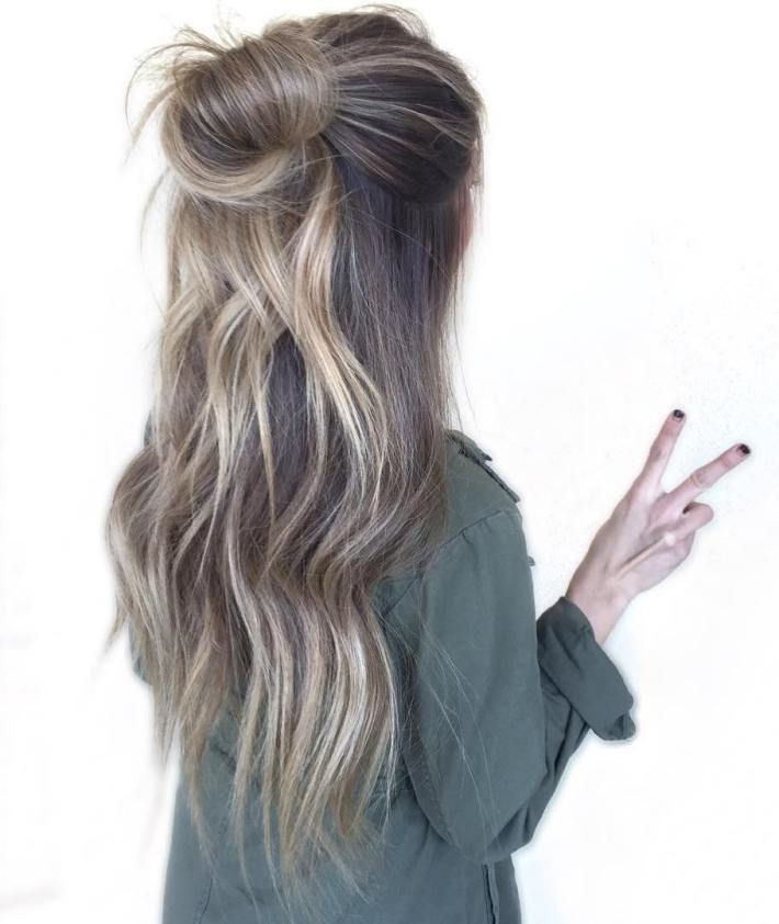 38 Perfectly Imperfect Messy Hairstyles For All Lengths Hair Styles Hair Color Balayage Balayage Hair