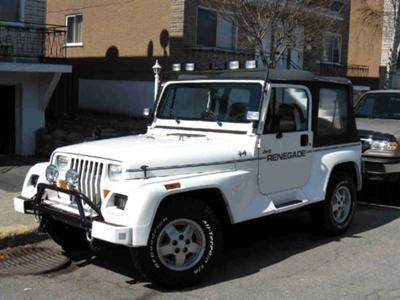 My 92 Yj Renegade Project Jeep Yj Jeep Wrangler Yj Jeep