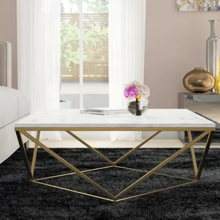 Marble Coffee Tables You Ll Love In 2019 Wayfair With Images
