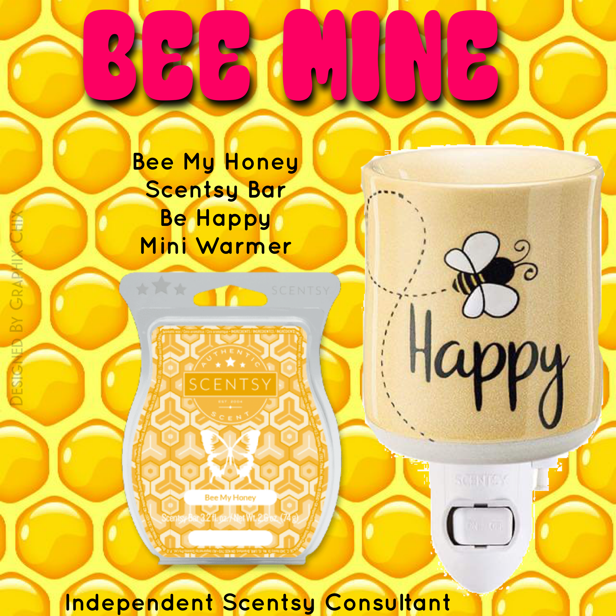 I just love this lil Bee plug in! I've got mine in the