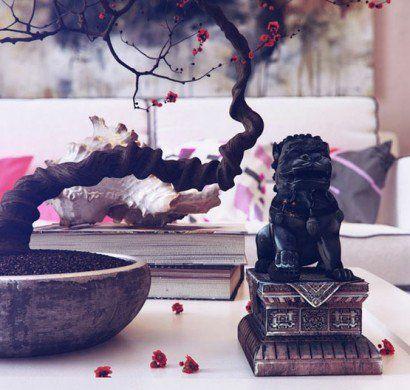 10 japanische deko ideen unsere wohnung im zen stil einzurichten yoga space pinterest zen - Japanische dekoration ...