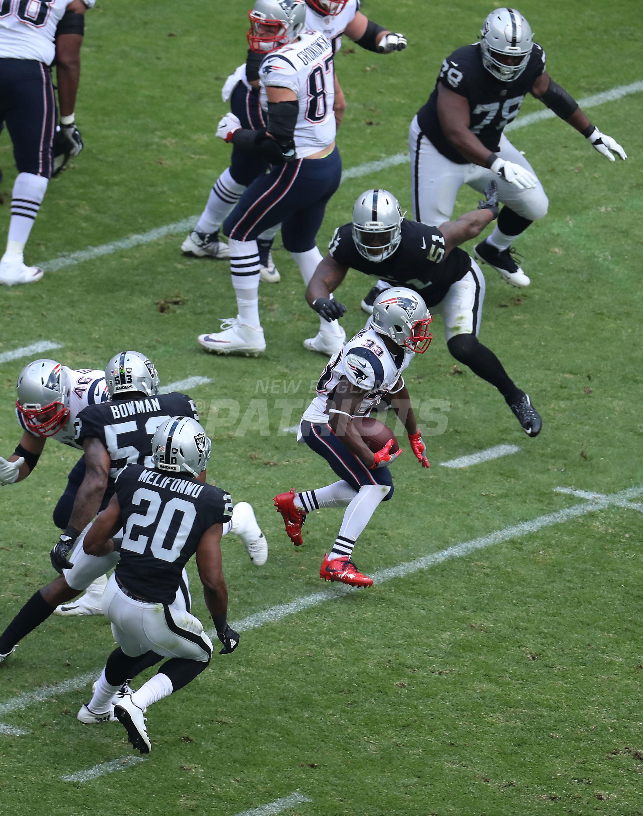 Silverman S Best Presented By Carmax Patriots Raiders 11 19 Raiders Patriots Oakland Raiders