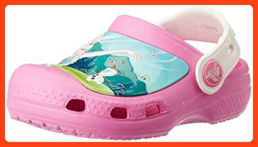 3fd9f4e102e1 crocs CC Frozen Fever Clog (Toddler Little Kid)