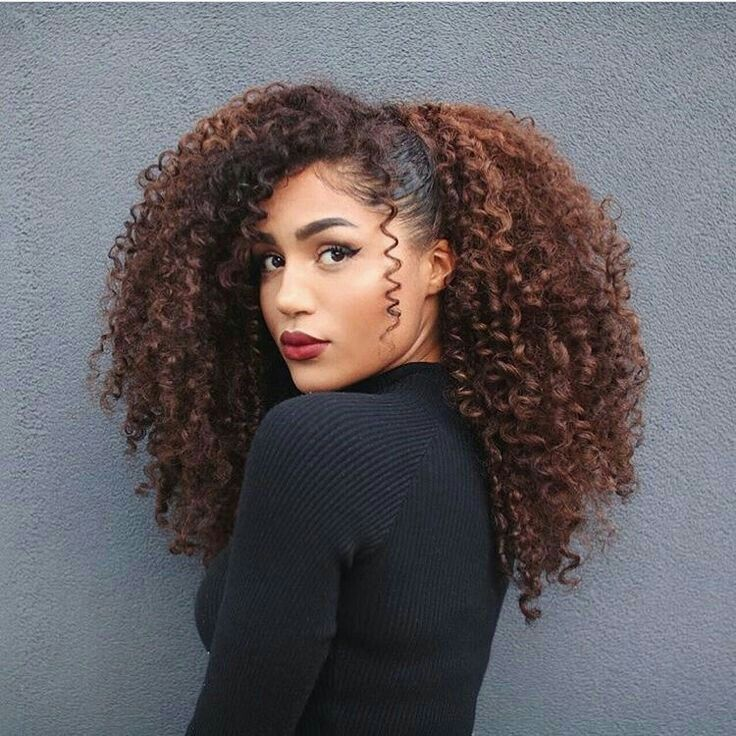 Make natural hair care easier for yourself #naturalhaircare