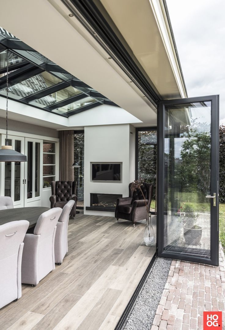 Busscher conservatory – conservatory glass folding wall – high ■ Exclusive living and …  – home