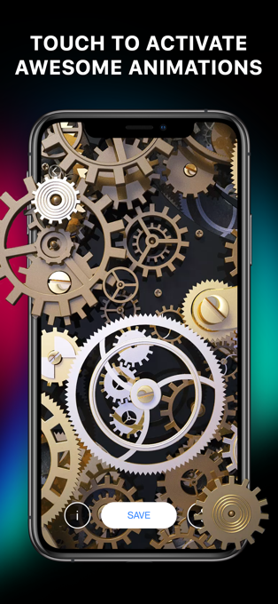 Live Wallpapers Lockscreens On The App Store Apple Wallpaper Iphone Iphone Homescreen Wallpaper Iphone Wallpaper Video