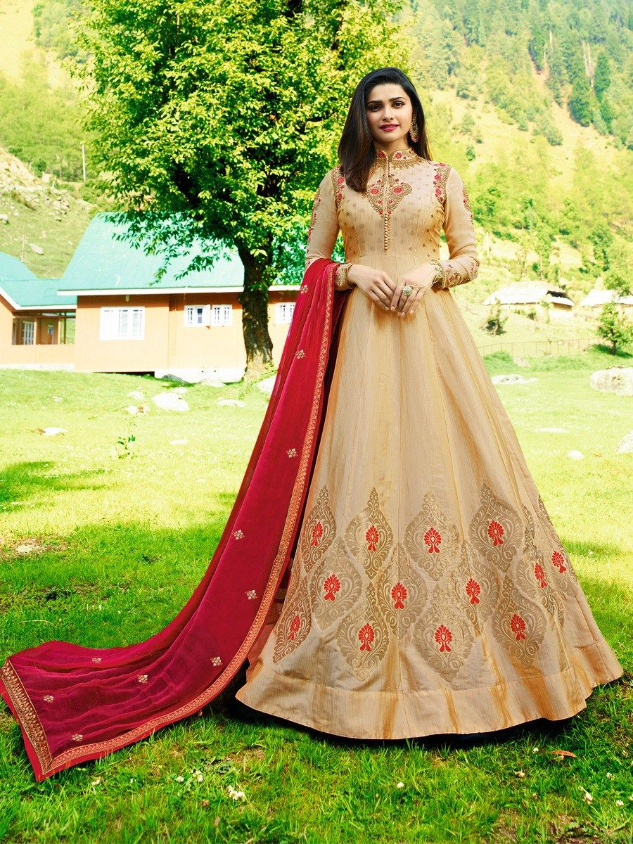VINAY FASHION PRACHI KASHMIR VALLEY DESIGNER LONG GOWNS MANUFACTURER  WHOLESALER AND EXPORTER OF INDIAN ETHNIC WEAR IN INDIA  e24a7361e