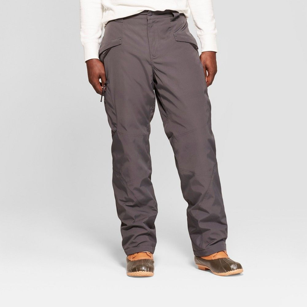 c23f15293f8 Men's Ski Pants - C9 Champion Charcoal Grey Xxl Gender: Male. Age ...