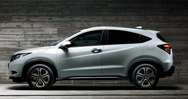 2020 Honda Hrv Rumors New Cars Pinterest Honda Hrv Honda And
