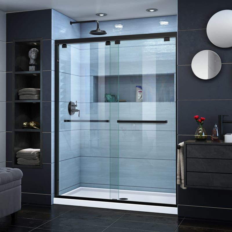 Dreamline Shdr 1654760 In 2020 Frameless Sliding Shower Doors