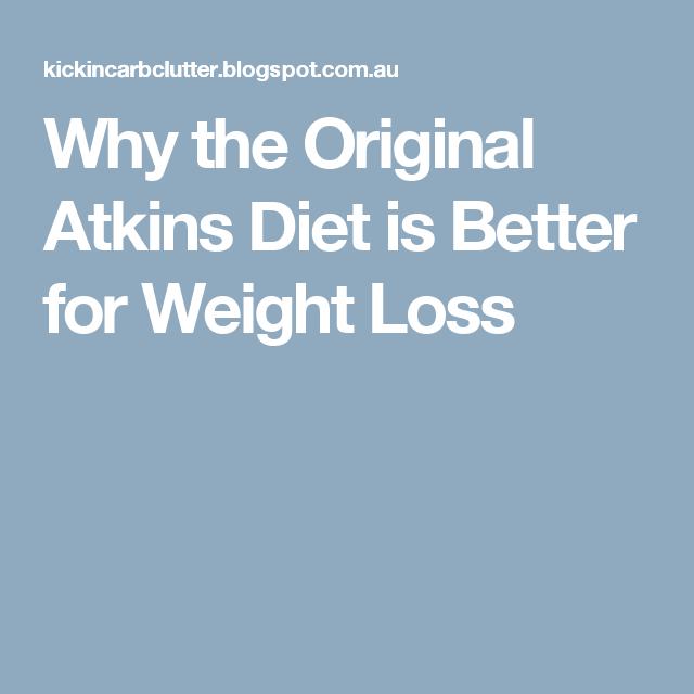 Utforsk Disse Og Flere Ideer Why The Original Atkins Diet