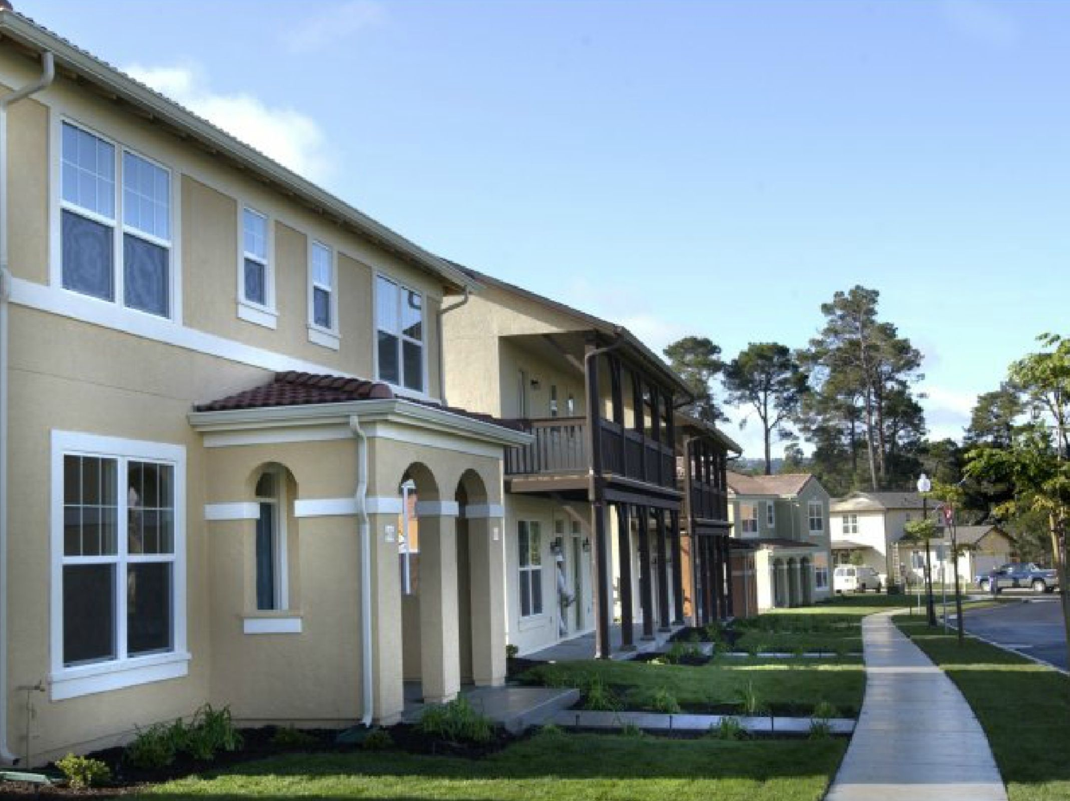 NSA Monterey U2013 Fitch Park Neighborhood: 3 4 Bedroom Homes Designated For E5