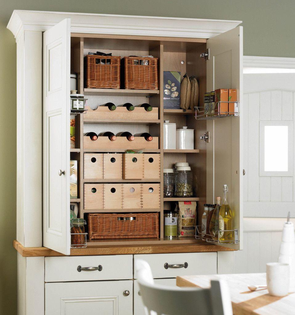 free standing kitchen furniture Home improvement ideas Pinterest