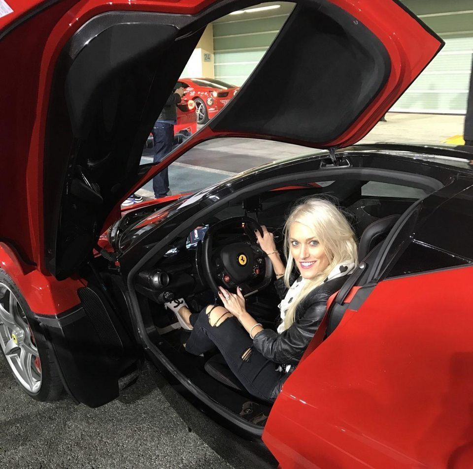 Supercar Blondie The Female Supercar Driver Whose Instagram Account Is Rocking Dubai Supercar Blondie The Female Supercar Driver Whose Instagram Account Is Ro Super Cars Luxury Lifestyle Dreams Luxury Lifestyle Women
