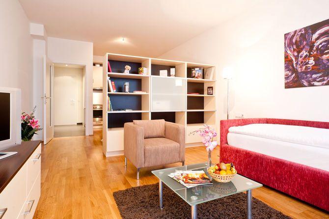 Möblierte Wohnung in Wien - Kurzzeitmiete - Appartement