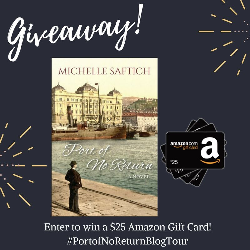 Blog tour giveaway win a 25 amazon gift card mom