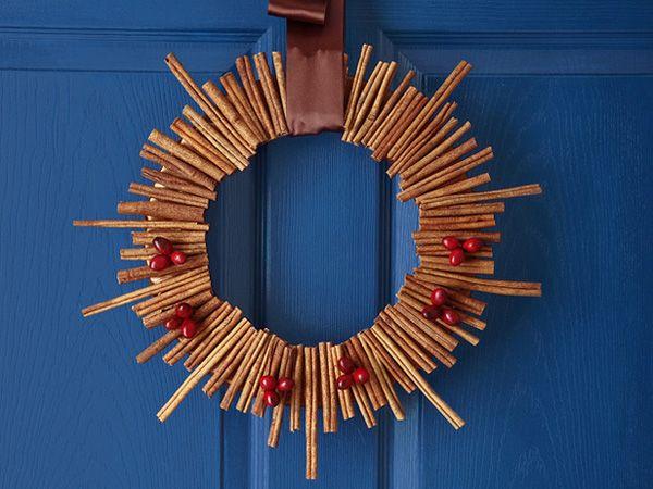 Photo of Oltre 50 ghirlande natalizie fatte a mano per idee fai-da-te