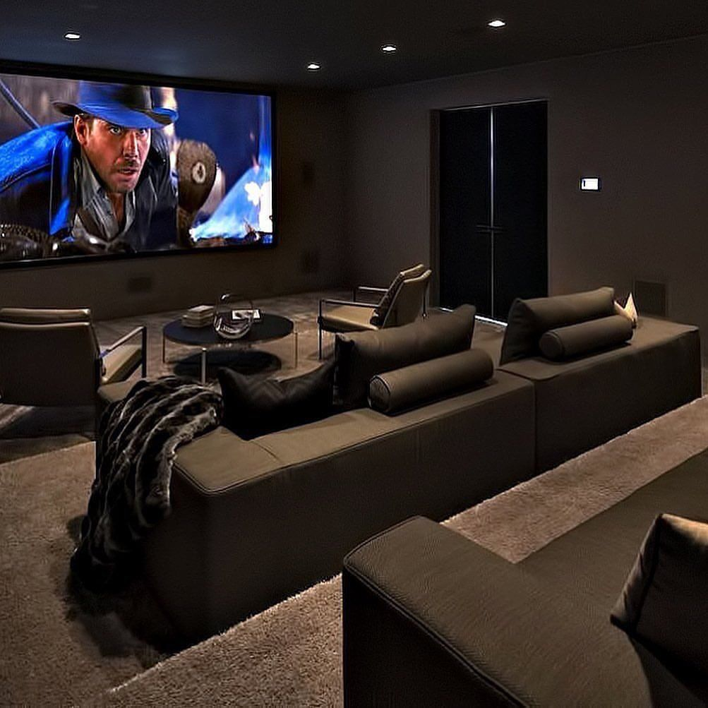 Interior Design Ideas For Home Theater: 2020 Best Media Room Ideas In 2020