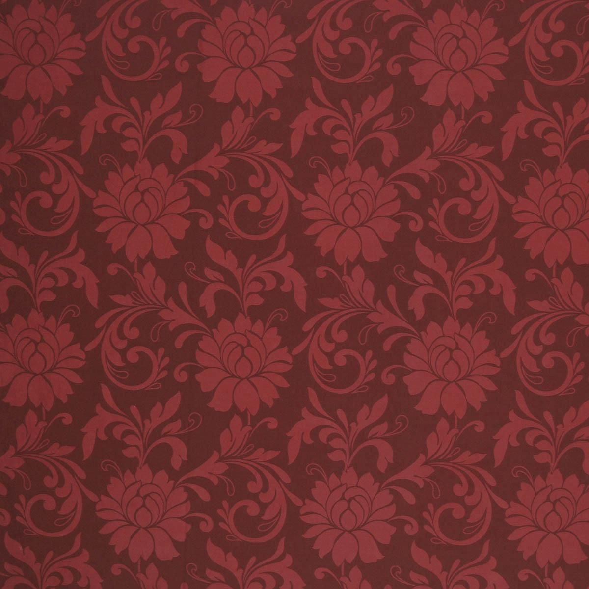 Harlequin Curtain Fabric Ruby | Cheap Pink Red Jacquard & Damask ...