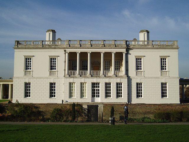 Queen S House London 1616 1635 By Inigo Jones Arquitectura Moderna Arquitectura Renacimiento
