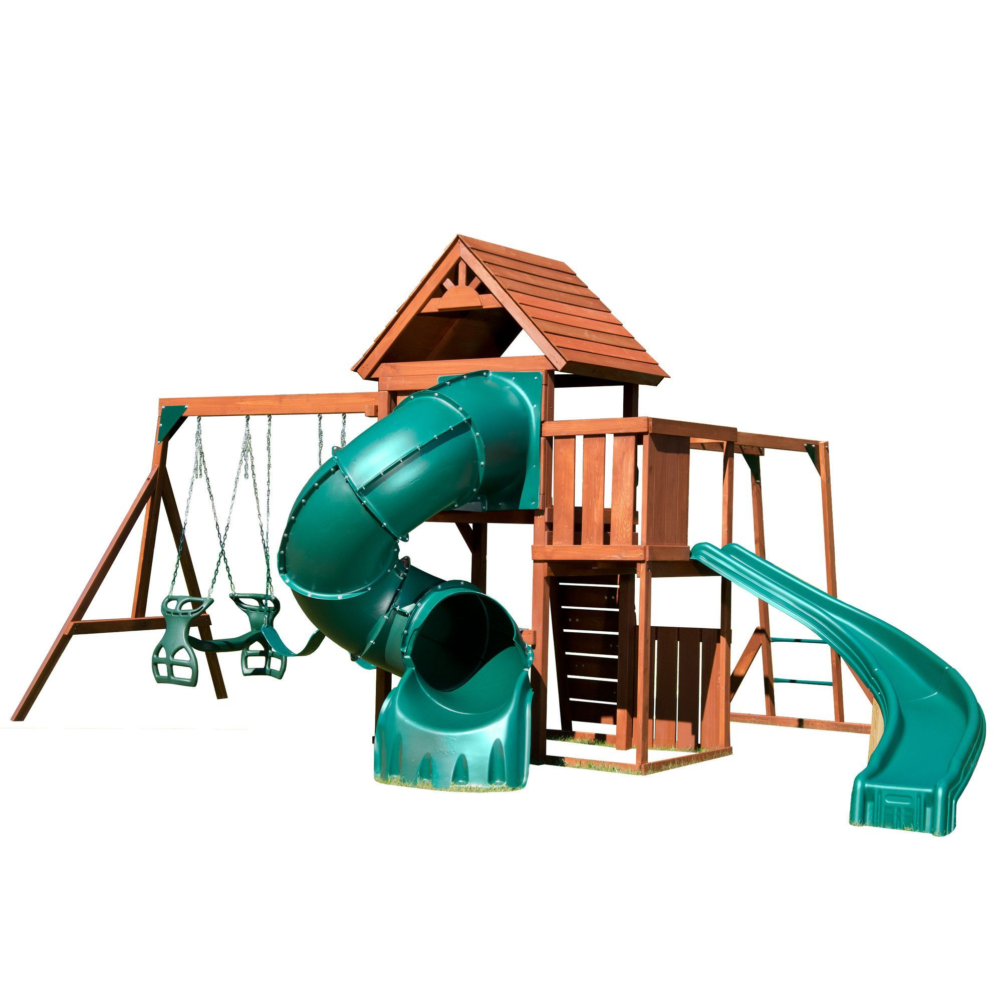 grandview twist complete swing set products pinterest twists