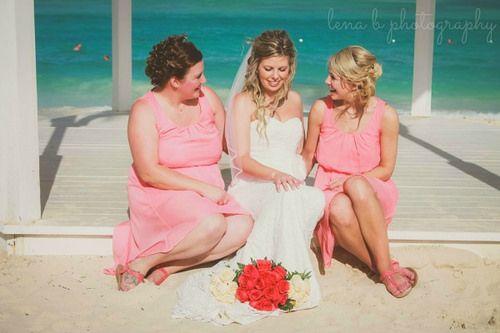 Beach wedding #destination #beach #wedding