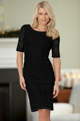 Lace Sheath Dress By Sophia Christina From Chadwicks Of Boston My