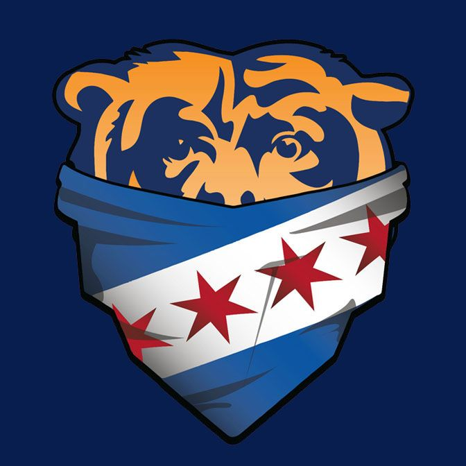 Pin By Mzc Garcia On Bears Nation Nfl Chicago Bears Bad Candy Chicago Bears