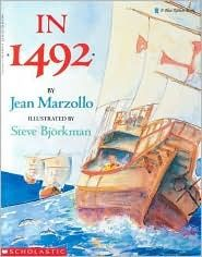 In 1492 By Jean Marzollo Reviews Discussion Bookclubs Lists Kindergarten Social Studies Happy Columbus Day Best Children Books