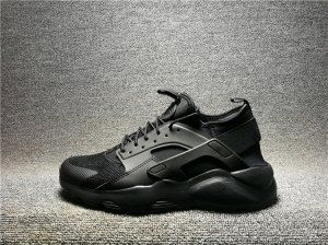 timeless design e863e 17a84 ... netherlands mens womens footwear nike air huarache run ultra triple black  819685 002 f2e3c 25ccf