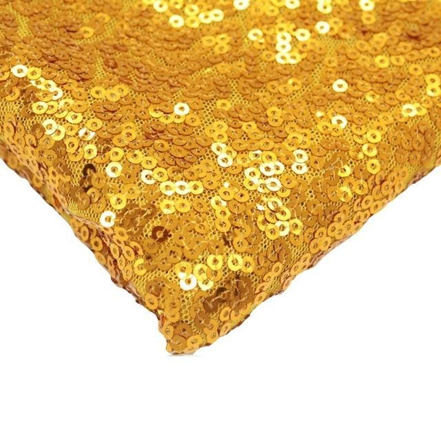 4 Colors 120 Inch Round Sparkly Glitz Sequin Glamorous Tablecloth Best Table Covers Decors for Wedding Party Banquet