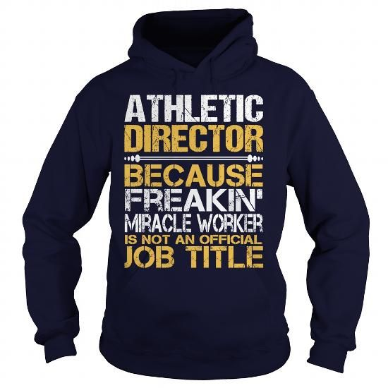 Awesome Tee For Athletic Director T-Shirts, Hoodies (3699