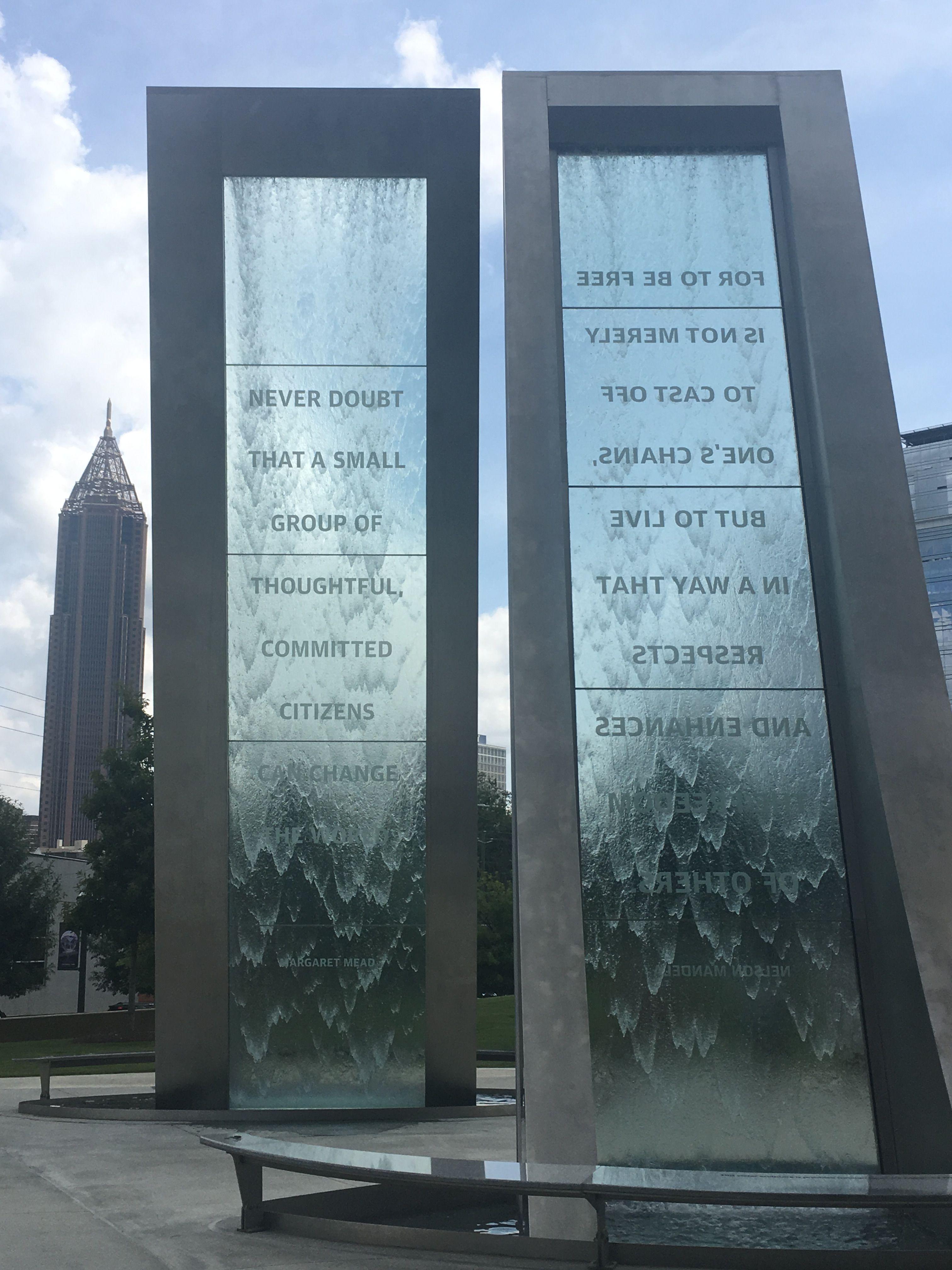 Center For Civil And Human Rights Atlanta Ga Small Groups Human Rights Civilization