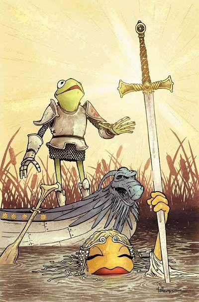 Literary Favorites Illustrated Muppets Style Sesamstraat De Muppets