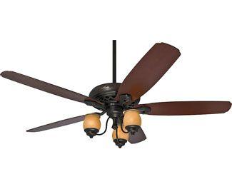 Hunter 55045 Torrence Ceiling Fan Ceiling Fan With Light Bronze Ceiling Fan Ceiling Fan