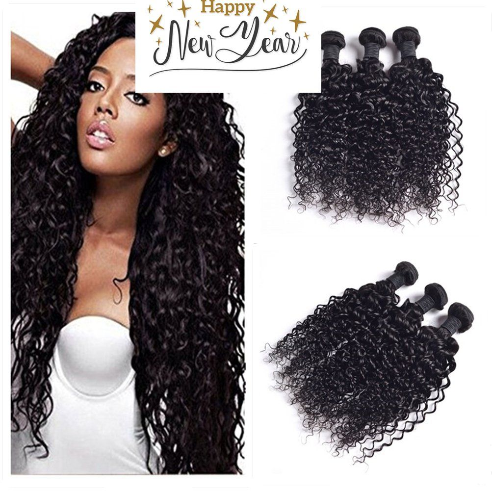 Beauty Forever Indian Body Wave Hair 3 Bundles Hair Extensions 100