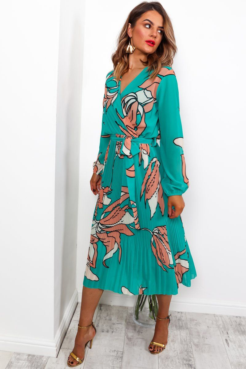 Summer Skater Roman Originals Women Cotton Tie Waist Midi Dress