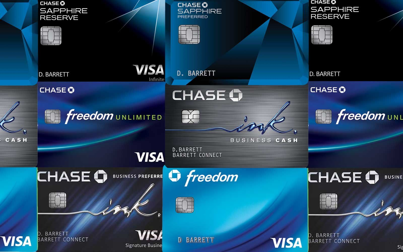 How To Pick The Best Chase Ultimate Rewards Credit Card For You Credit Card Design Chase Ultimate Rewards Chase Credit