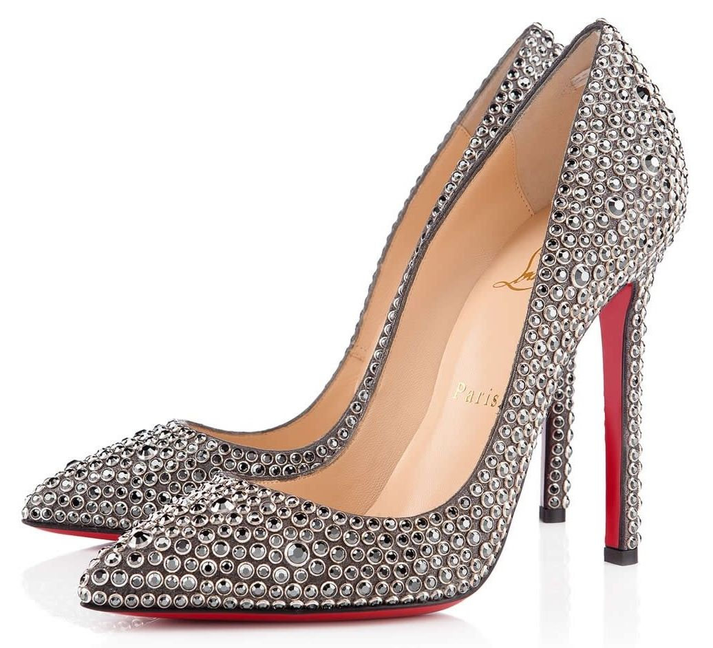 a22d24a4f811 ... shoes nib christian louboutin kristali 120 silver patent 8de3d 26e82   ebay clboots69 on twitter. louboutin pumpschristian 5e699 292bb