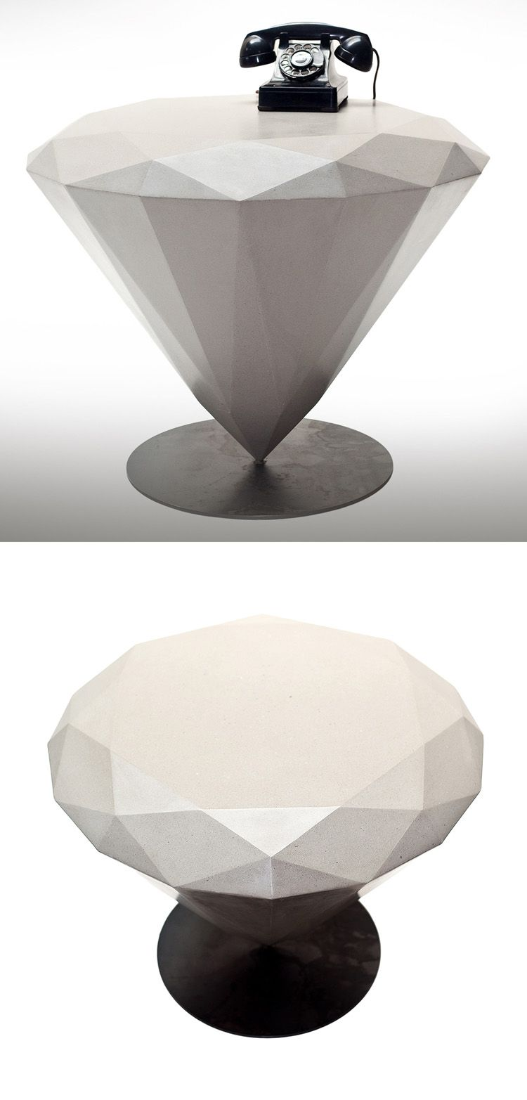 Perfect Diamond Shaped Table