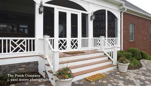 screen porch design ideas for your porchs exterior