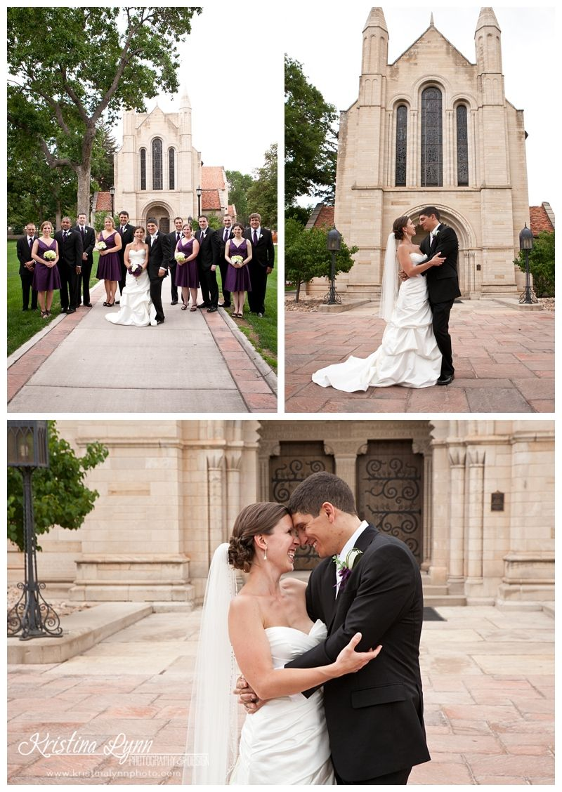 Wedding party formals captured in colorado springs co by kristina