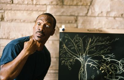 A Thousand Words: Eddie Murphy hits the mute button