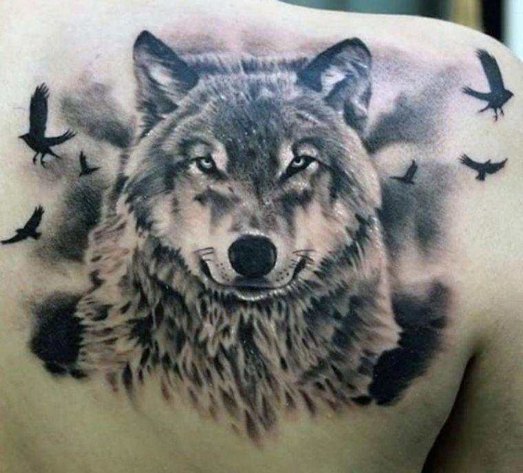 Tatuaje Lobo Un Significado Plasmado En Nuestra Piel Tattoos