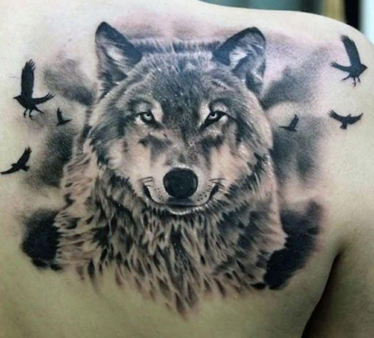 Tatuaje Lobo Un Significado Plasmado En Nuestra Piel Tatuajes De Lobos Tatuajes Chiquitos Disenos De Tatuajes Para Hombres